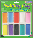 10 Colors - Modeling Clay 200 Grams/Pkg