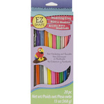 Assorted 20/Pkg - EZ Shape Modeling Clay Non-Hardening