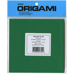 "Green - Origami Paper 5.875""X5.875"" 50 Sheets"