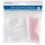 "Zip - Lock Polybags 3""X3"""
