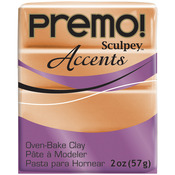 Copper - Premo Accents Sculpey Polymer Clay 2oz