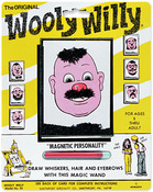 "Original Wooly Willy - Magnetic Personalities 7""X8.75"""