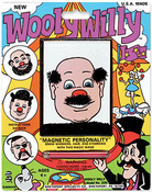"New Wooly Willy - Magnetic Personalities 7""X8.75"""