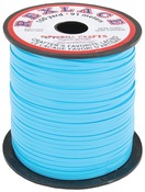 "Baby Blue - Rexlace Plastic Lacing .0938"" Wide 100yd Spool"