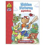 Hidden Pictures Alphabet Ages 5+ - Activity Workbooks 32 Pages