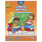 Cursive Writing Grades 3-4 - Curriculum Workbooks 32 Pages