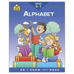 Alphabet Grades K-1 - Curriculum Workbooks 32 Pages