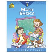 Math Basics Grade 1 - Curriculum Workbooks 32 Pages