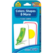 Colors, Shapes and More 41/Pkg - Flash Cards