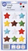 Stars 12 Cavity - Candy Mold