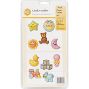 Baby 10 Cavity (10 Designs) - Candy Mold