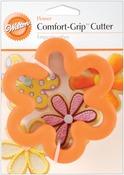 """Flower - Comfort-Grip Cutter 4"""""""