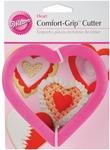 """Heart - Comfort-Grip Cutter 4"""""""