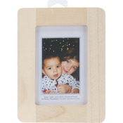 Natural Pine Photo Frame