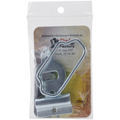 """Buckle Back Ring & Hook 1.5""""-1.75"""" 1/Pkg"""