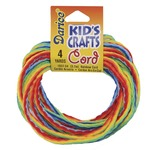 Rainbow - Kid's Crafts Cord 3mm 4yd/Pkg