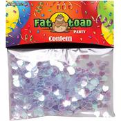 Pearlized Hearts - Confetti .5oz/Pkg