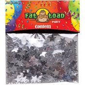Silver Stars - Confetti .5oz/Pkg