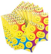 Smile Note Pads - Party Favors 12/Pkg