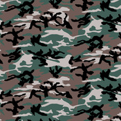 "Hav - A - Hank Camouflage Bandannas 22""X22""-Woodland"