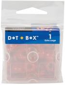 "Extra Large 2.75""X2.75""X1.25"" - Dot Box Refill Box 1/Pkg"