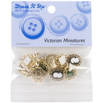 Victorian Miniatures - Dress It Up Embellishments