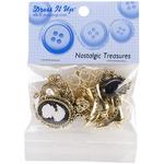 Nostalgic Treasures - Dress It Up Embellishments