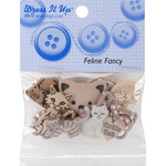 Feline Fancy - Dress It Up Embellishments