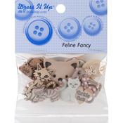 Feline Fancy - Dress It Up Embellishments