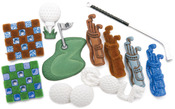 Golf - Dress It Up Embellishments
