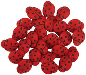 Tiny Ladybugs - Dress It Up Embellishments