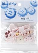 Baby Girl - Dress It Up Embellishments