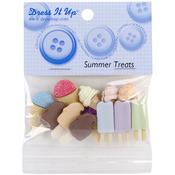 Summer Treats - Dress It Up Embellishments