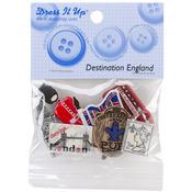 England - Dress It Up Embellishments
