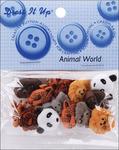 Animal World - Dress It Up Embellishments