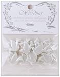 Wedding Doves - Dress It Up Embellishments