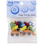 Things That Go Zoom - Dress It Up Embellishments