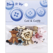 Cute & Cuddly - Dress It Up Embellishments
