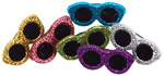 Glitter Sunglasses - Dress It Up Embellishments