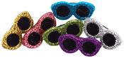Glitter Sunglasses - Dress It Up Embellishments