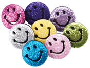 Psychedelic Smiles - Dress It Up Embellishments
