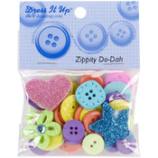 Zippity Do Dah! - Dress It Up Embellishments