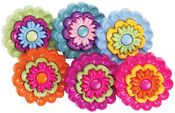 Floral Revolution - Dress It Up Embellishments