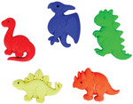 Prehistoric Pets - Dress It Up Embellishments