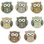 Sew Cute Owls - Dress It Up Embellishments