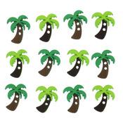 Sew Cute Palm Trees - Dress It Up Embellishments