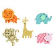 Baby Safari - Dress It Up Embellishments