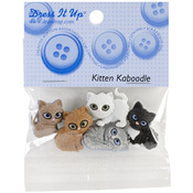 Kitten Kaboodle - Dress It Up Embellishments