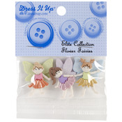 Flower Fairies - Dress It Up Embellishments