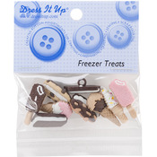 Dress It Up Embellishments - Freezer Treats